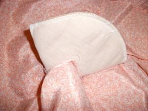 More shoulder pads...