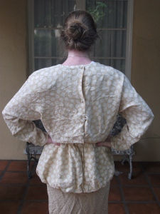 Day 170 - Before (from the back!)