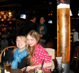 Tower O'Beer!