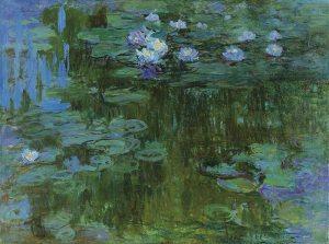 Claude Monet's Nympheas - 1914-17
