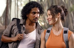 Sayid (Naveen Andrews) loves his cargo shirts!