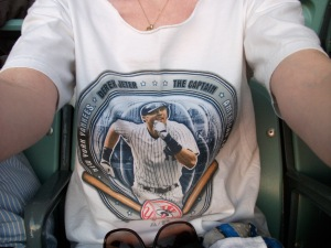 Jeter...shortstop to my heart!
