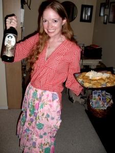 Suzie Homemaker!