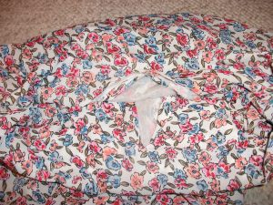 Folding under time!