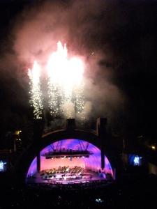 Earth, Wind, & Fireworks!