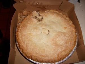 Pie Bandit!!