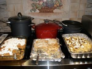 The Eats!!
