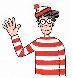 Where are you Waldo??